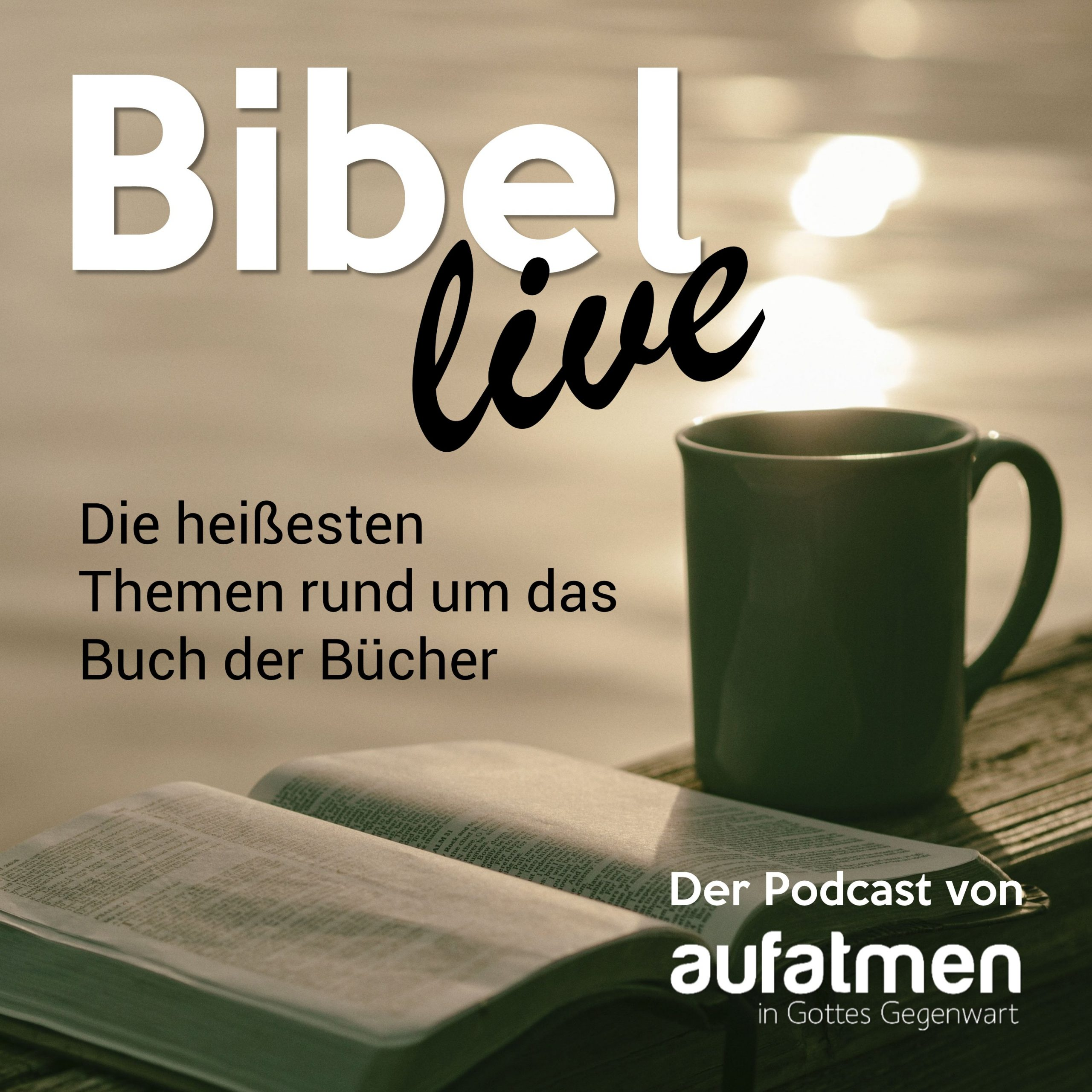 Bibel live - Der AiGG Podcast